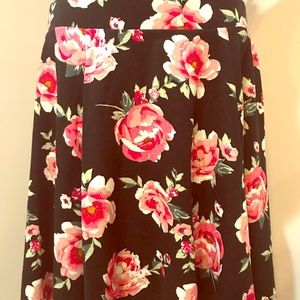 H&M Floral Mini New With Tags
